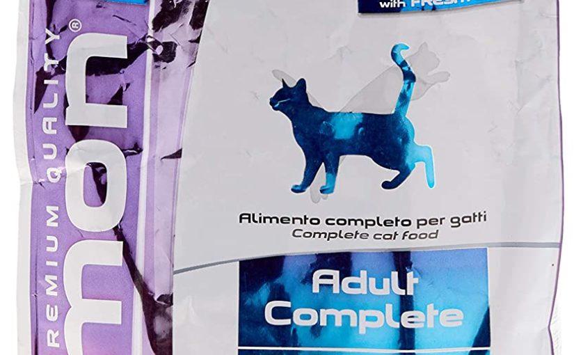 Gemon Gatto Adult Completo tonno/Salm. kg. 1.5