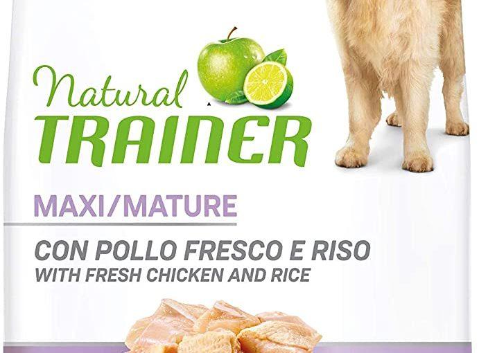 Trainer Natural Cibo per Cani Maxi Maturity 12kg