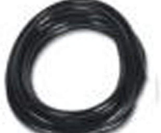 Zolux-Tubo Filtr.Pvc grigio, 12/16, 50 m