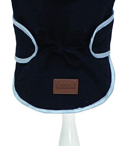 Croci C7274379 Giubbotto Impermeabile Sestriere Black, Cm 45