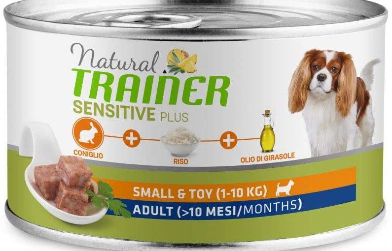 Natural Trainer Mini Coniglio e Patate, 150g