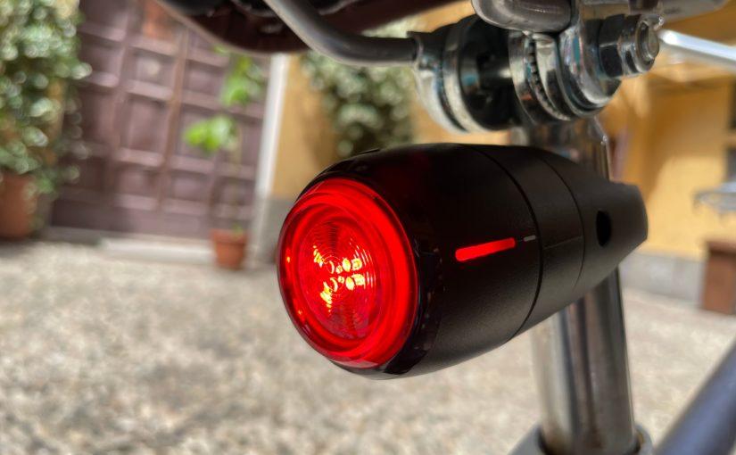 Vodafone Curve Bike Light & GPS Tracker è l'accessorio definitivo per chi si muove in bici