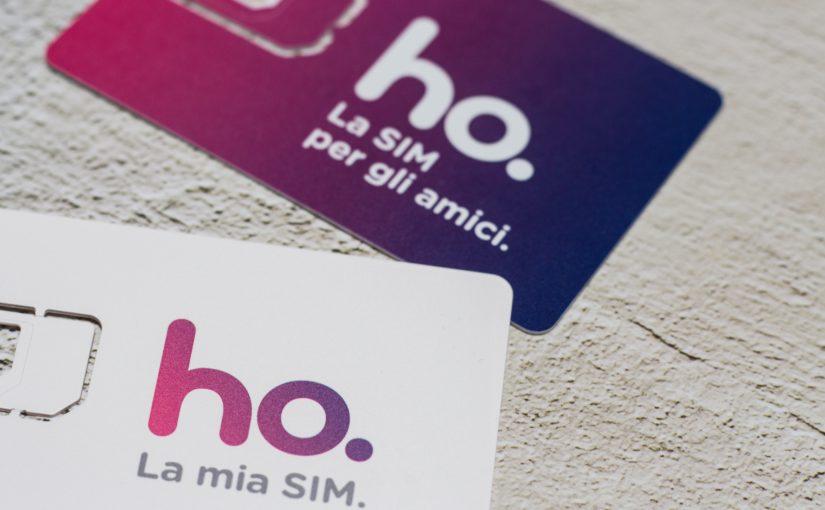 ho. Mobile lancia l'offerta ho. 5,99 Summer Edition con minuti ed sms illimitati e 50 Giga