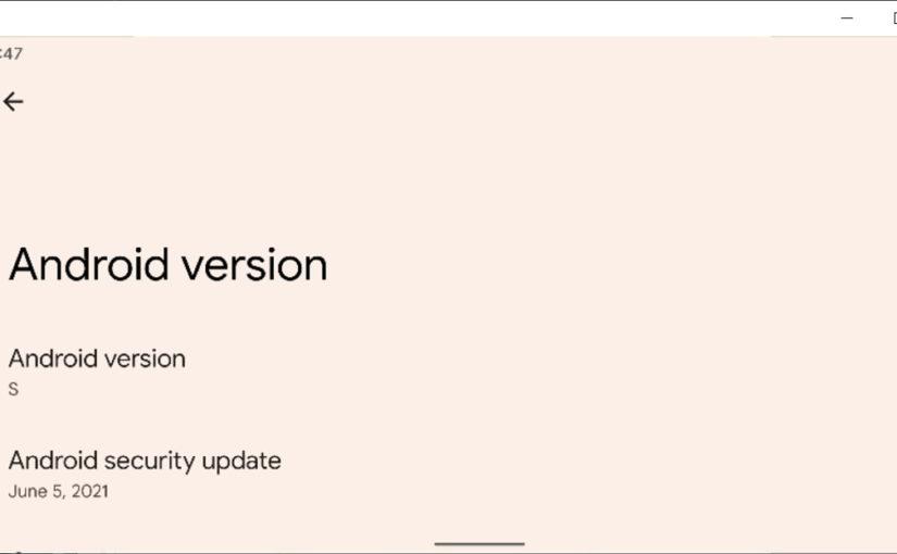 Il mirroring dello smartphone su PC con scrcpy è ora possibile anche su Android 12