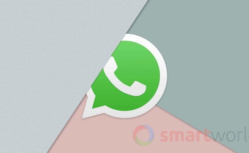 WhatsApp Beta si aggiorna e migliora l'aspetto delle sue bubbles chat (foto)