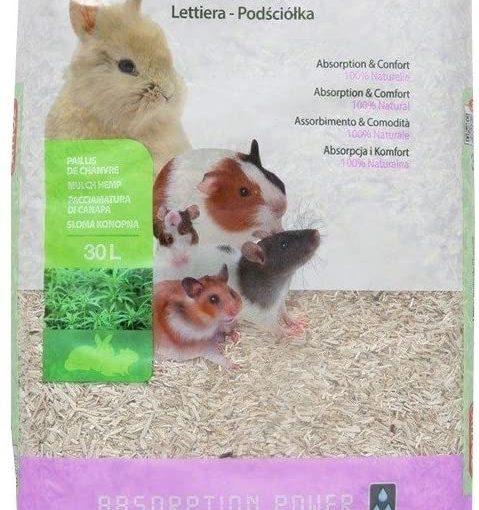 Zolux – Lettiera Chambiose per Animali Piccoli, 30 l