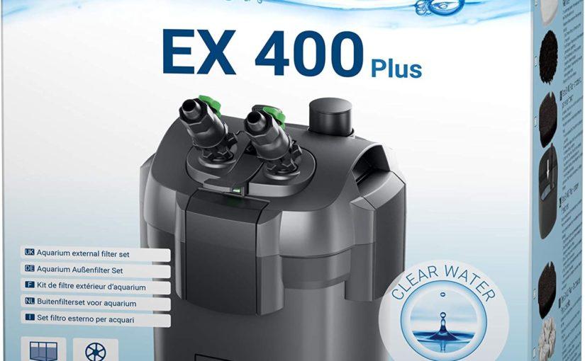 Tetra Ex 400 Plus Set Filtro Esterno per Acquari