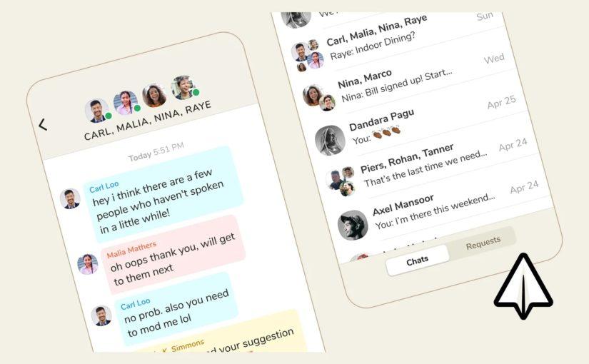 Su Clubhouse si potrà anche chattare: stanno arrivando i messaggi diretti!