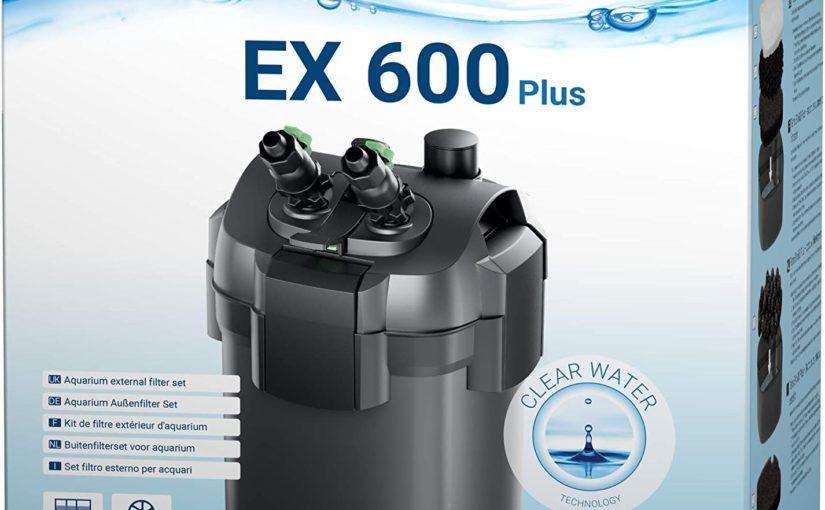 Tetra EX 600 Plus Set Filtro Esterno per Acquari da 60-120 L
