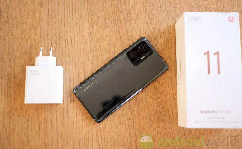 Recensione Xiaomi 11T Pro (foto e video)