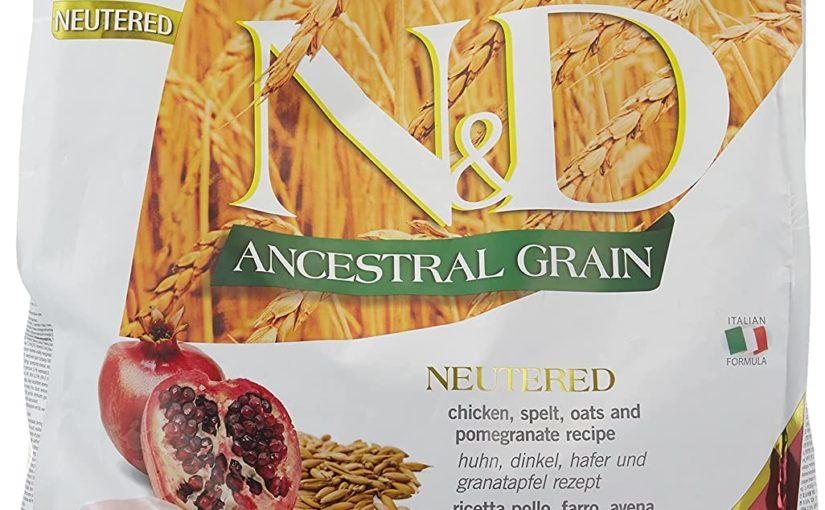 Farmina – Farmina N&D Pollo y Granada Adult Neutered Cat Low Grain – 1082 – 5 Kg.